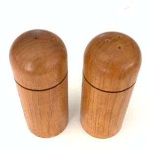 Other - Mid- Century Style Salt & Pepper Shakers